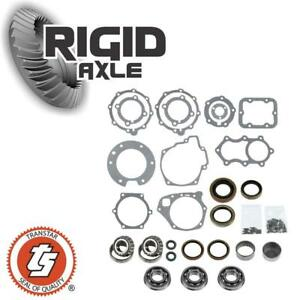 Chevy Np205 Transfer Case Rebuild Kit W Bearings Gaskets Seals 90mm Input Th400