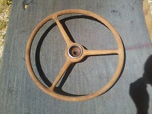 40 Chevy Pu Truck Steering Wheel Hot Rat Rod 36 37 38 39 41 46 Gmc