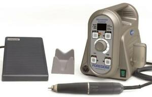 Foredom Micromotor Brushless Kit Handpiece Control High Torque 50 000 Rpm K 1050