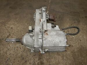 Jeep Wrangler Tj 97 06 Np 231j Transfer Case 23 Spline Short Input 4 0 Free Ship
