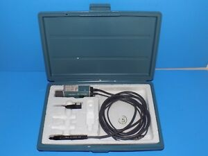 Tektronix P6201 Fet Probe 010 6201 00 With Case Slip On Probe