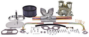 Premium Single 44 Carburetor Kit Hpmx By Empi Dunebuggy Vw