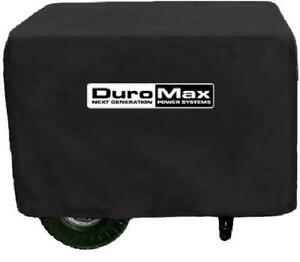 Duromax Weather Resistant Large Portable Generator Storage Cover Dust Protector
