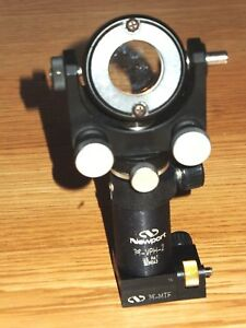 Melles Griot Precision Gimbal Mount On M vph 2 Post For 25 Mm 1