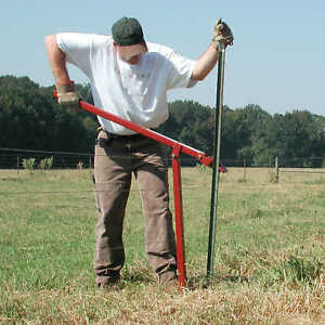 Post Popper Fence Post Remover