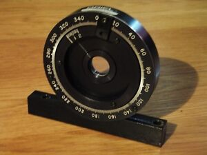 Oriel Instruments 25010 1 Optical Mount With Precision Rotational Positioning