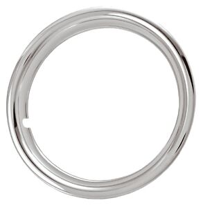 17 Steel Wheel Trim Beauty Rings Chevy Ford Gm Gmc 17 Chrome Rings Stainless