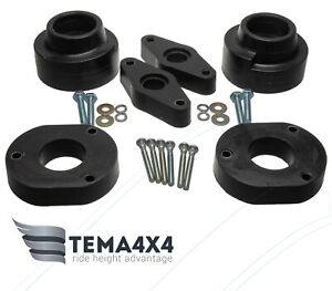 Complete Leveling Lift Kit 30mm For Jeep Grand Cherokee 2010 Present
