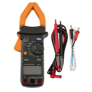 Mastech Ms2101 Ac dc Digital Clamp Meter 4000 Counts With Storage Bag Hx