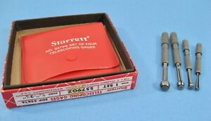 Starrett S579g Telescoping Gages Nib General Small Hole Gages