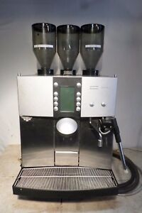 Franke Sinfonia 3 Grinders Super automatic Commercial Espresso Latte Machine