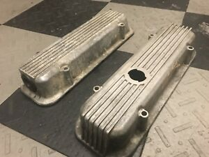 1978 1987 Buick 3 8 V6 Grand National T Type Gnx Turbo Aluminum Valve Covers Gm