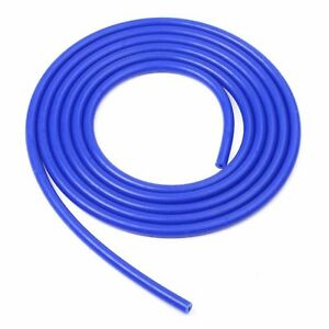 3mm 1 8 Blue Universal Silicone Air Vacuum Hose Line Pipe Tube 10 Foot