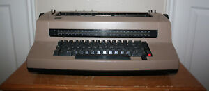 Ibm Selectric Iii Correcting Electric Typewriter Works Good Local Pickup Only