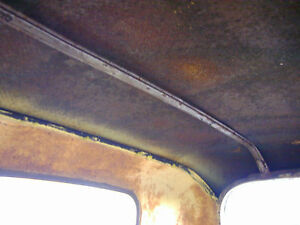 39 40 41 46 Chevy Pu Truck Headliner Brace Hot Rat Rod Gmc