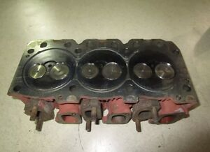 Deutz F3l1011f Cylinder Head Recon Roller Diesel Engine 1011 Ditch Witch