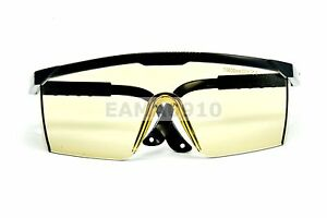 Laser Protective Glasses For 10600nm 10 6um Co2 Goggles Ce Eaglepair Od5 W box