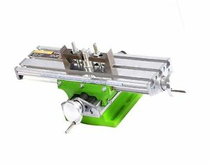 Amyamy Compound Slide Table Worktable Milling Working Cross Table Milling M