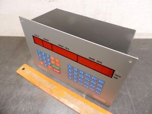 Extrema Gang Rip Saw Control Panel Fits Xg 12 Rich Electric Npc2400a
