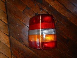 Jeep Grand Cherokee Zj 93 98 Driver Side Left Tail Brake Light Free Ship