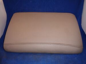 Oem Ford Expedition Center Console Arm Rest Lid W Hinge Armrest Pad 05 06
