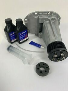 New Never Assembled Supercharger Snout M90 Gen 5 V 04 07 Pontiac Gt Gtp L32