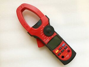 Viewteq Digital Clamp Multimeter With True Rms