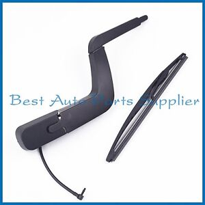 New Rear Wiper Arm With Blade Set For 07 10 Saturn Outlook 2007 2008 2009 2010