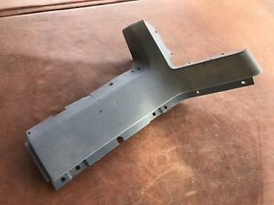 1971 74 Amc Javelin Amx Passenger Side Dash Lower Plastic Trim Panel