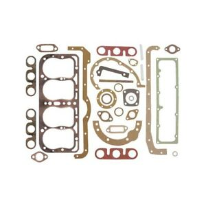 Model A Ford Engine Gasket Set Original Copper Clad May 1931 To End