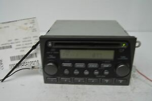 2005 Honda Element Radio Cd Player Oem Radio 39101 Scv A11 Tested G47 023