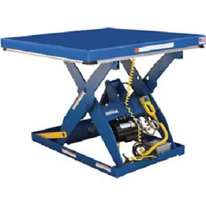 New Electric Hydraulic Scissor Lift Table 48 X 48 3000 Lb