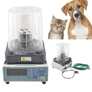 Safe Veterinary Pneumatic Driving Electronic Control Anesthesia Ventilator Alarm