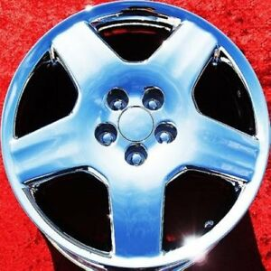 Set Of 4 Chrome 18 Wheels For Lexus Ls430 Ls400 74179