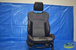 07 09 Mazdaspeed3 Seat Assembly Front Right Passenger Rh Speed 3 Ms3 2007 2009
