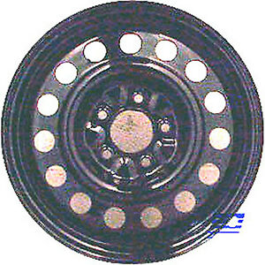 Replacement Steel Wheel For Buick Saturn Pontiac Chevrolet Stl08043u45