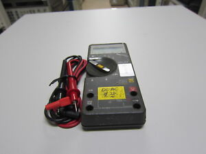 Fluke_fluke 77 Multimeter Calibrated With Leads as is