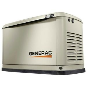 New Generac 8kw 9kw 120 240 1 phase Air Cooled Guardian Generator Ng lp