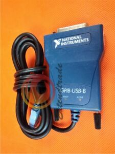 Gpib usb b National Instruments Ni Interface Adapter Tested