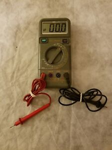 Blue point Eedm503a Digital Multimeter By Snap on Tools