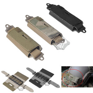 FMA TACTICAL Helmet Accessory Bag OPS FAST BJ PJ CORE RAIL COUNTER WEIGHT POUCH $15.00