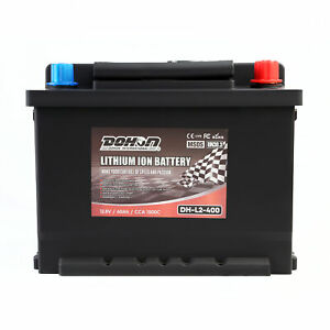 12v L2 400 1000cca Lithium Iron Phosphate Car Battery W Bms Replacement 027