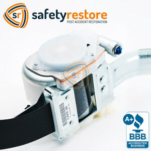 Seat Belt Repair After Accident Safety Belt Fix Pretensioner Rebuild