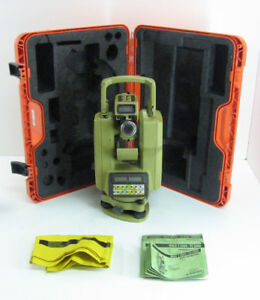 Theomat Wild Heerbrugg Leica T1000 Total Station For Surveying