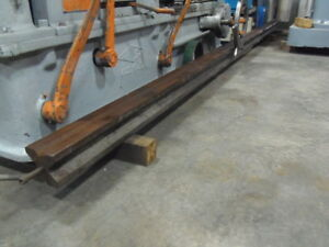 20 4 way Bottom Press Brake Die 5 25 Wide 1 25 1 5 3 25 3 5