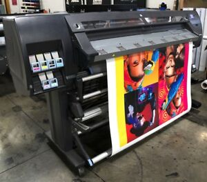Hp Design jet L26500 60 Large Format Color Latex Inkjet Printer