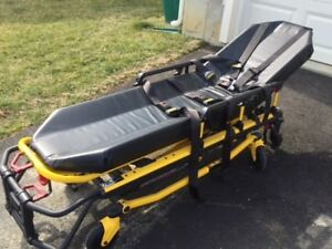 2011 Stryker Performance Pro Xt 700lb 6085 Ambulance Stretcher Cot Power Pro Mx
