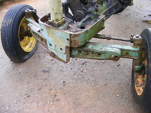 Antique John Deere 1010 Front Axle Carrier Support Farmerjohnsparts