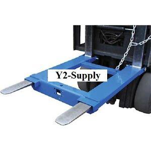 New Forklift Tow Base For 42 l Forks 4000 Lb Capacity
