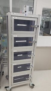 Chemical Safety Desiccator Cabinet